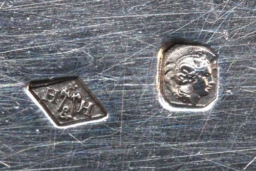 Как сделать пробу на серебре